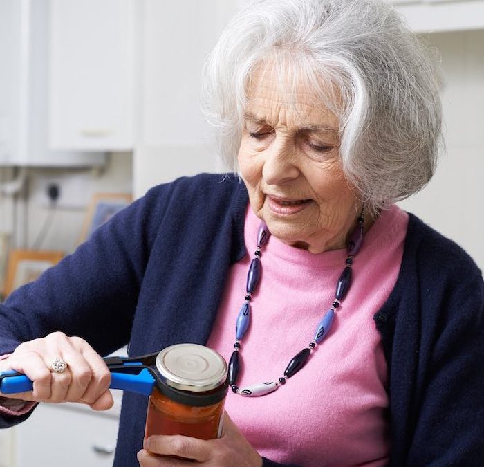 Home Health Care Services: Occupational Therapy